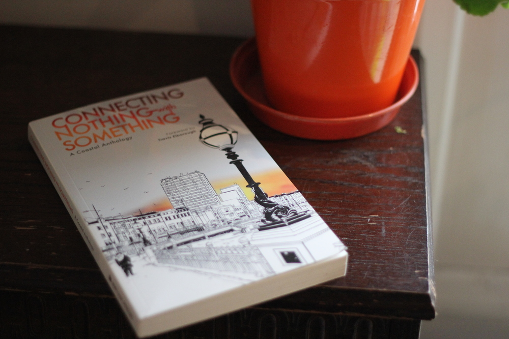 Connecting Nothing With Something - Paperback On Sale £6.99!