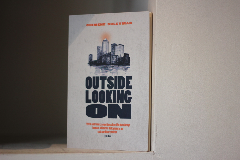 Outside Looking On - Paperback £8.99