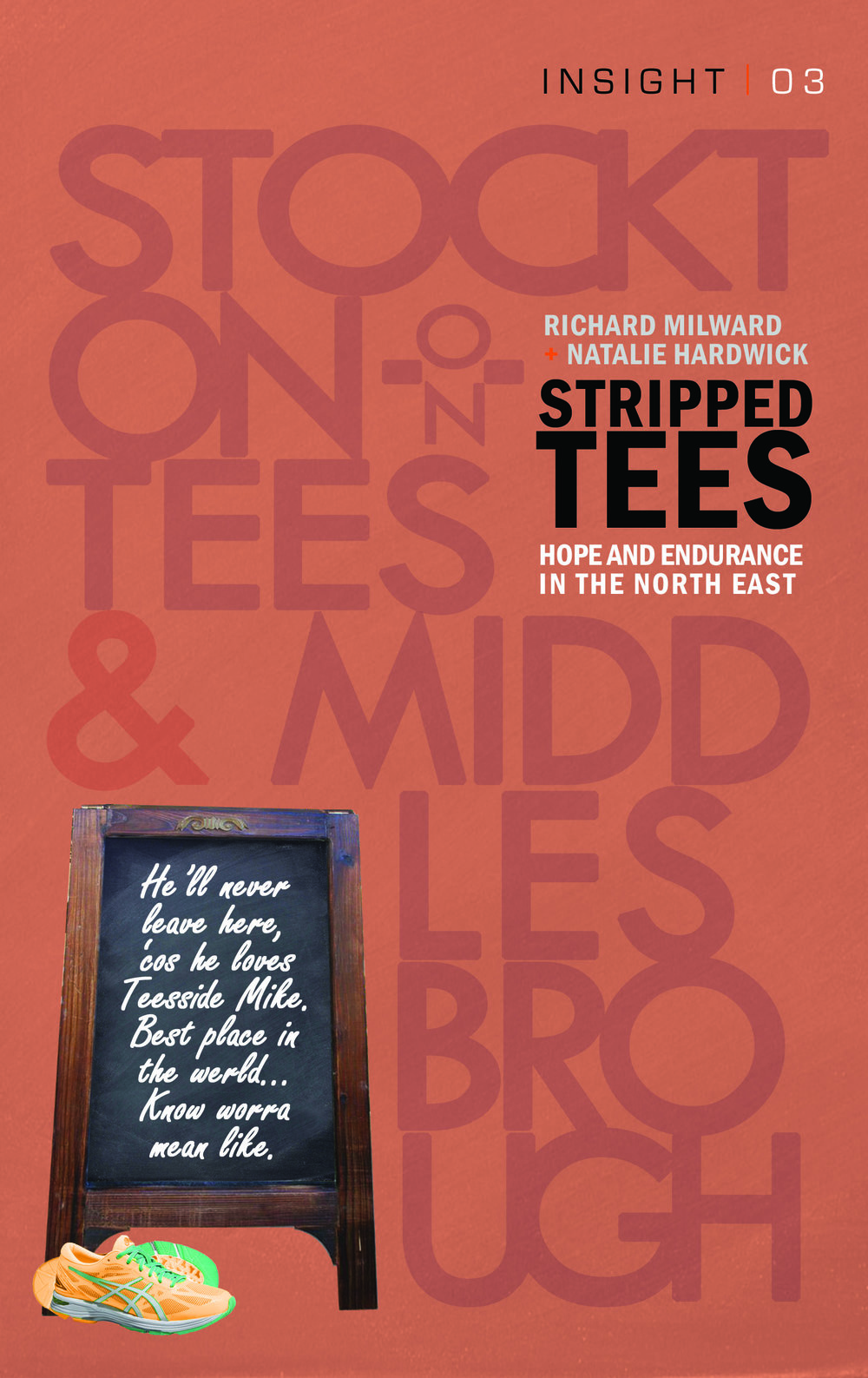 Stripped Tees – eBook / PDF