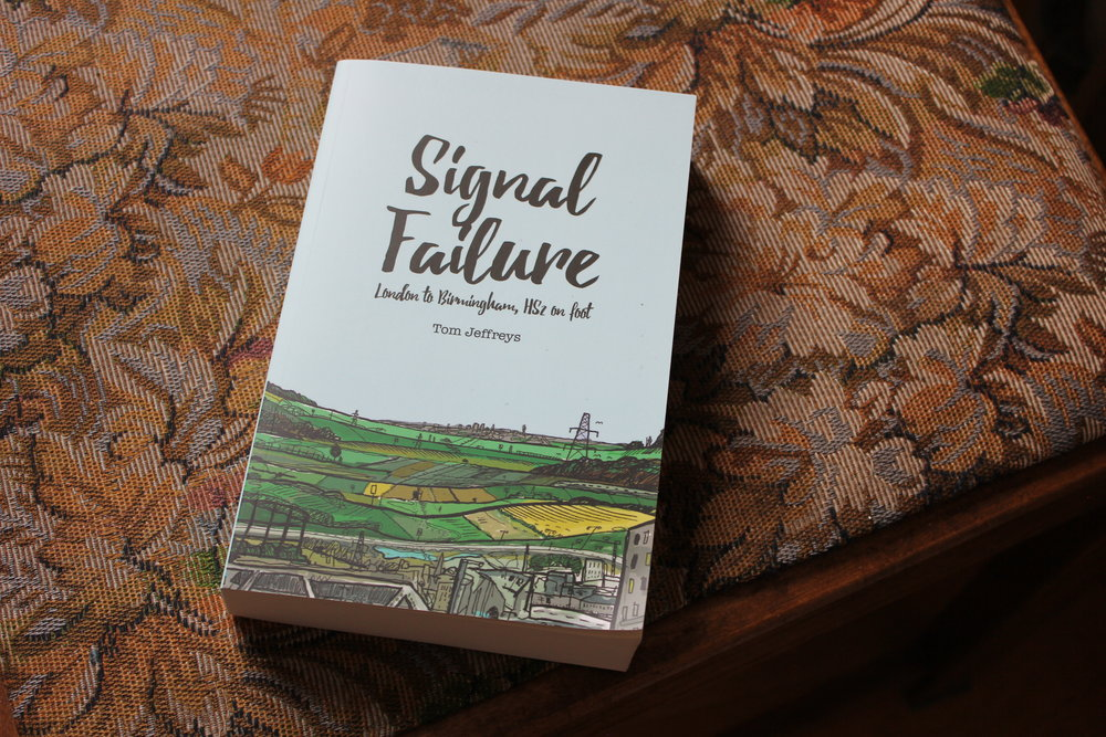 Signal Failure – Paperback £9.99, eBook £5.99