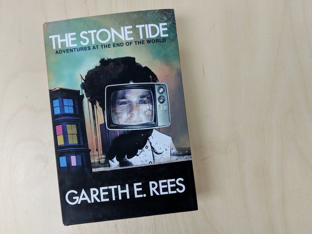 The Stone Tide - Paperback £9.99