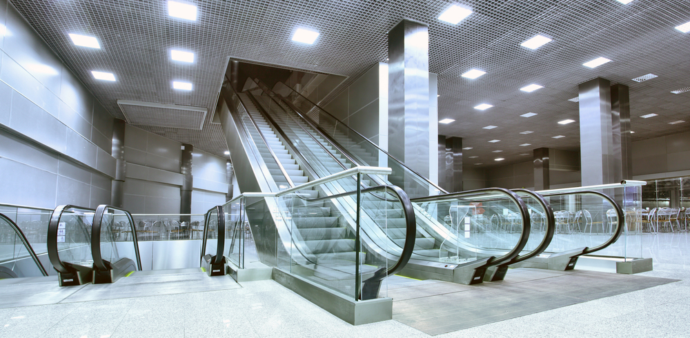 ESCALATORS 30°