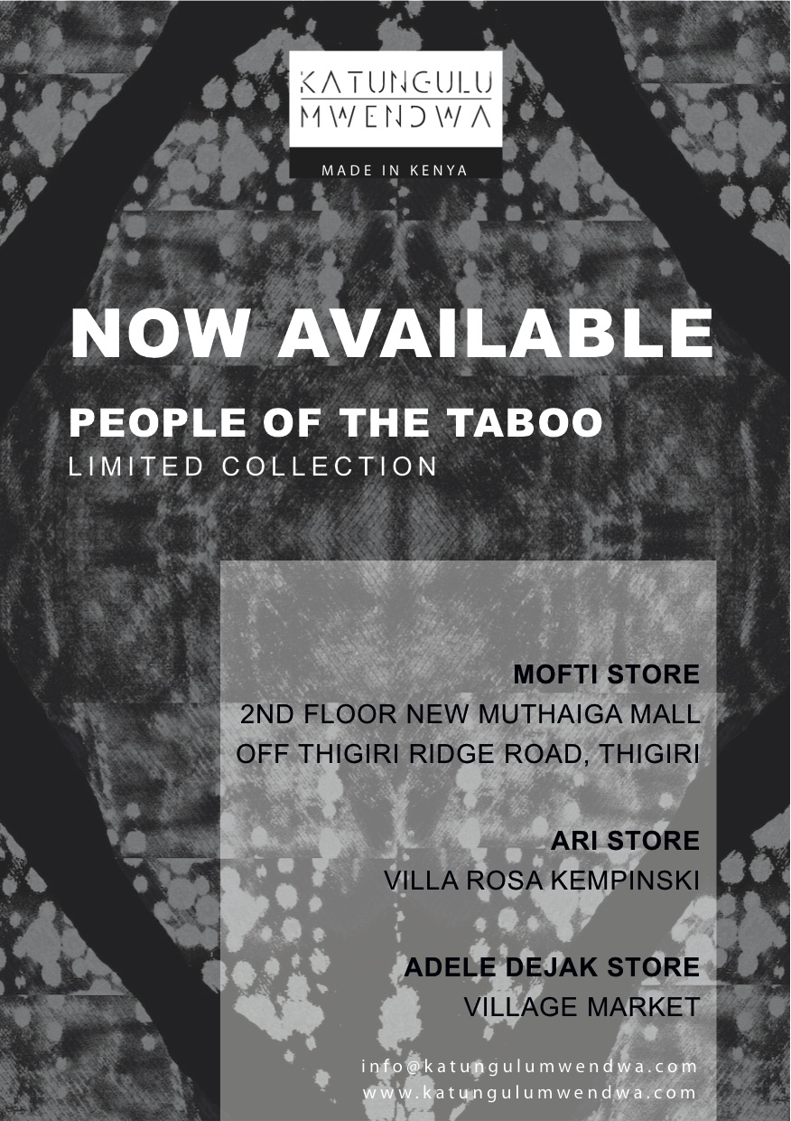 FIND US NOW AT THE ADELE DEJAK STORE AT THE VILLAGE MARKET TOGETHER WITH THE MOFTI STORE AT THE NEW MUTHAIGA MALL AND ARI STORE AT THE VILLA ROSA KEMPINSKI