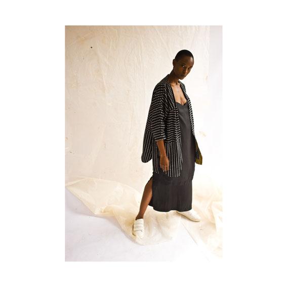 BONSA DRESS | DABASSAH JACKET