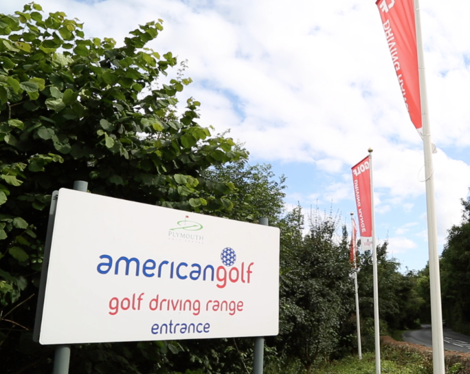 e98382f2839 We have an American Golf Store based at Plymouth Golf Centre