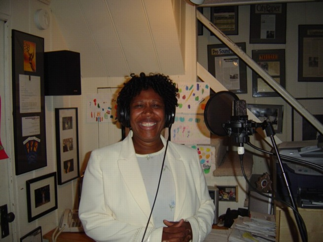 "Recording ""Decisions That Shook the World"" with  vocalist Sheila Adams"