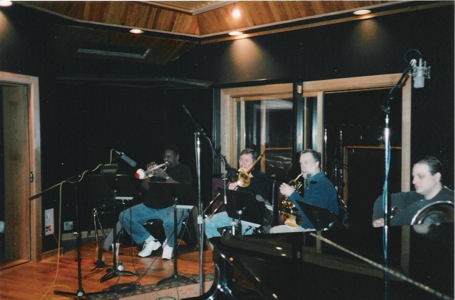 Brass & Woodwind overdubs  for a PBS Special