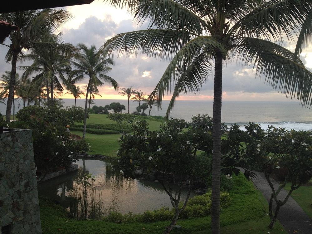 Pan Pacific Nirwana Resort Bali