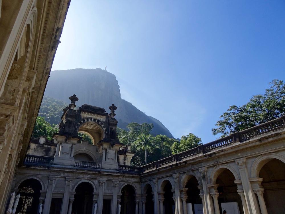 Parque Lage - Rio de Janeiro