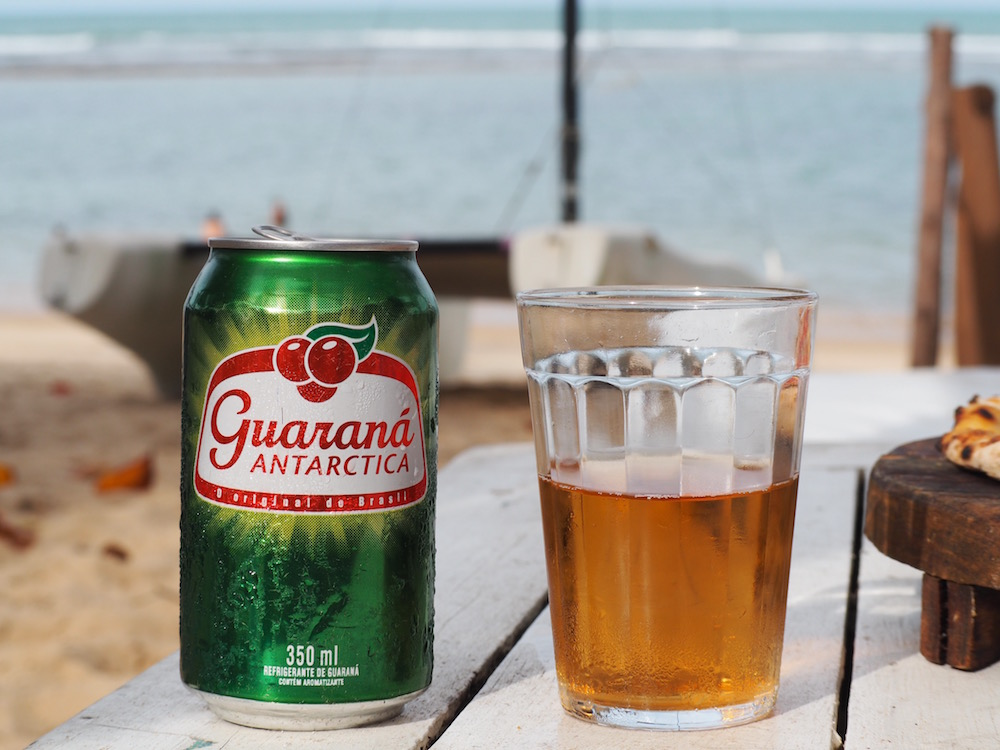 Guaraná - the national soft drink you have to try