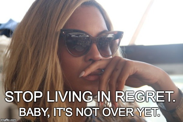 "Lyric from ""Schoolin Life,"" by Beyonce"