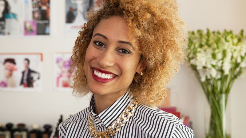 Elaine Welteroth (Image: Teen Vogue)
