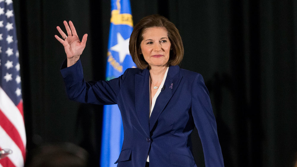 Catherine Cortez Masto (photo: www.hrc.org)