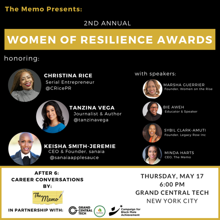 After 6: Second Annual Women of Resilience Awards