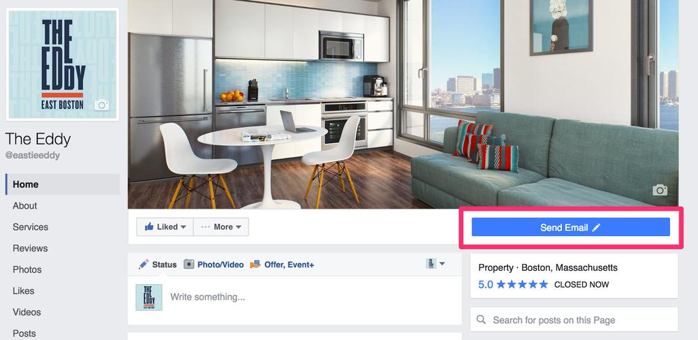 the eddy boston facebook profile