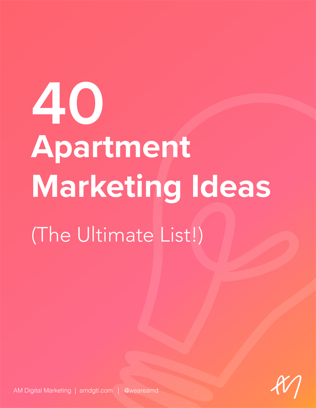 40 Apartment Marketing Ideas (The Ultimate List!) [Guide]