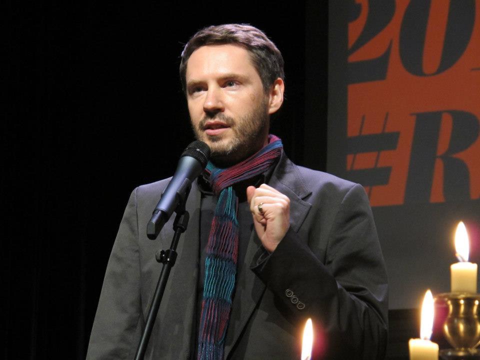 Regionleder i Amnesty Nord, Ole-Gunnar Solheim