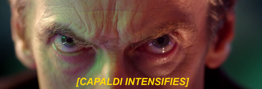 The new series starts today! #Capaldi4Ever