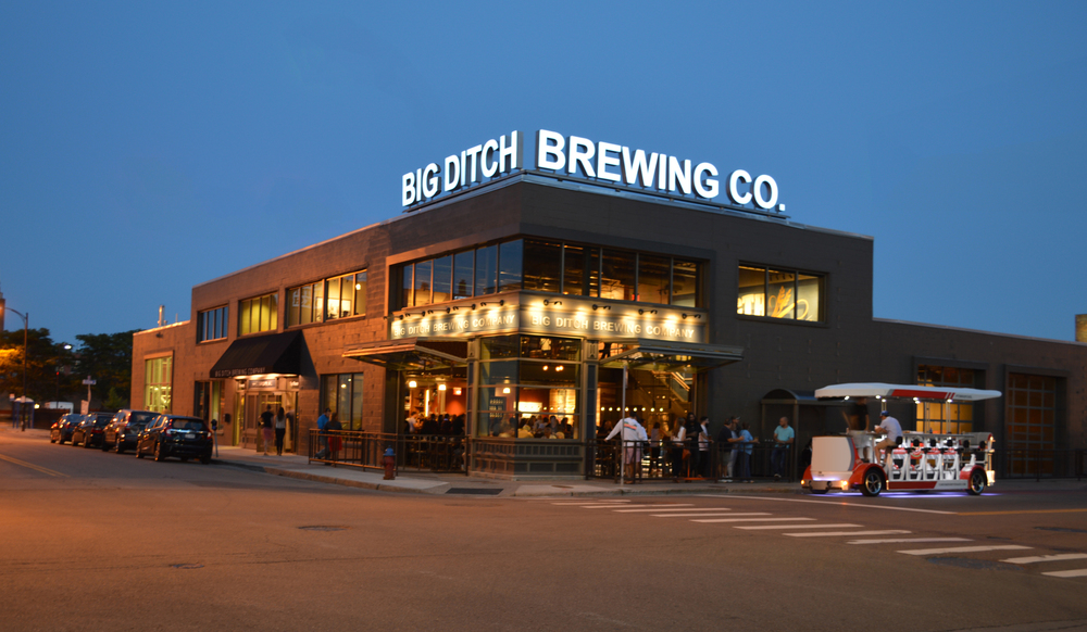About Big Ditch Brewing Company