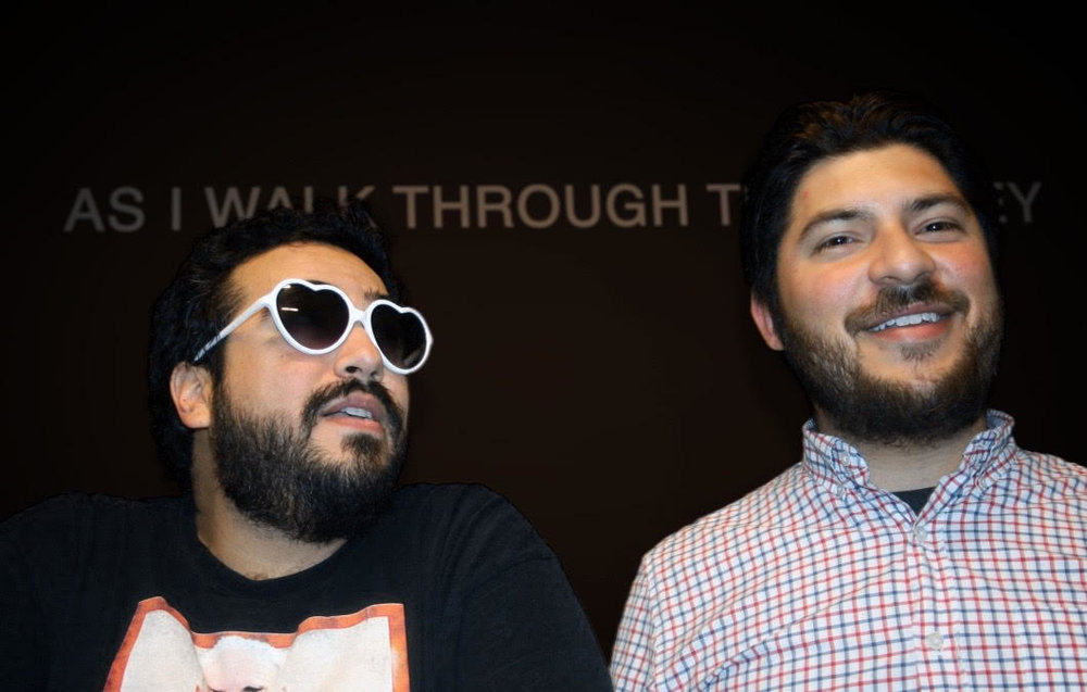 Ronnie Garza (left)                                            Charlie Vela (right)