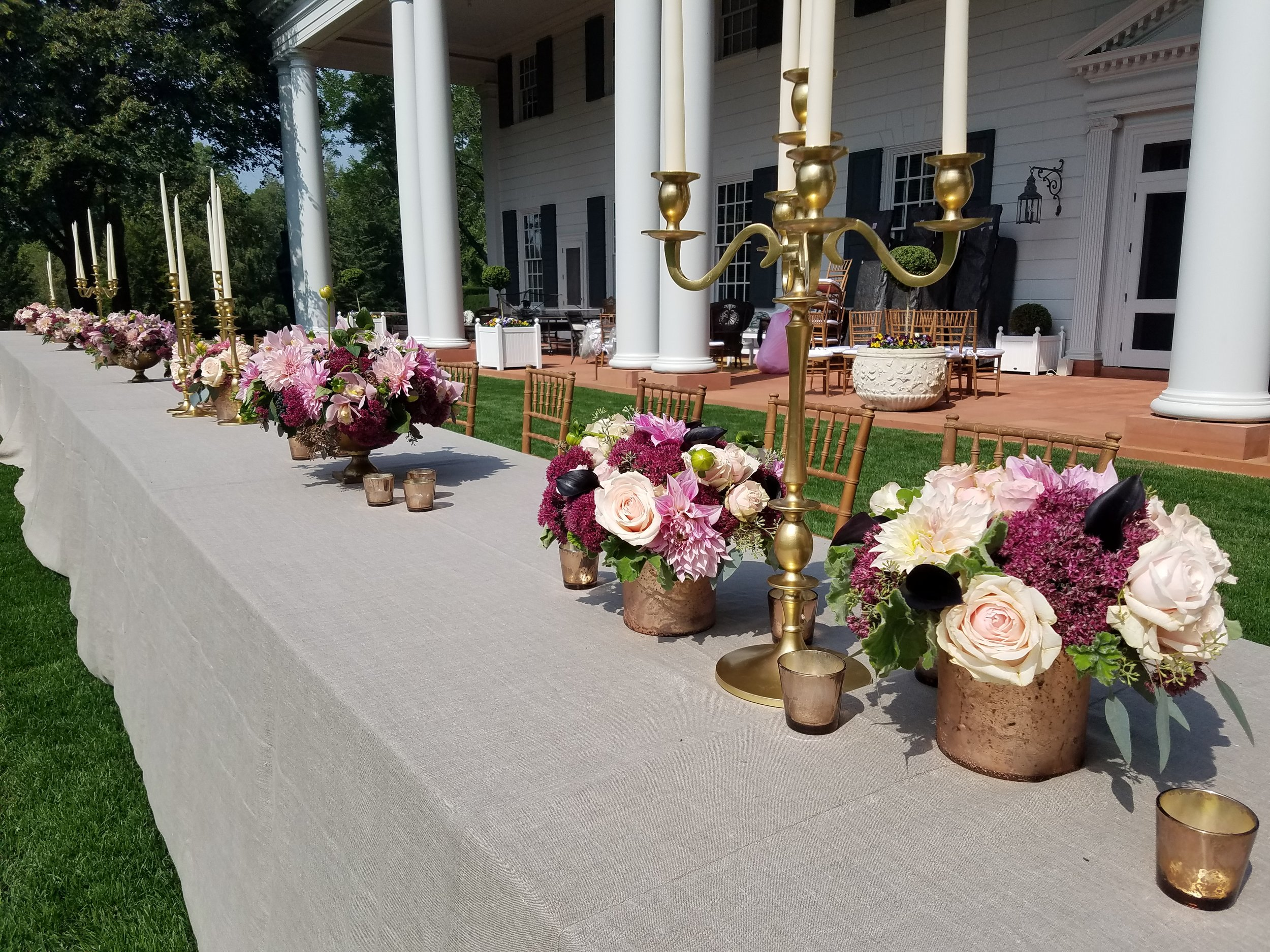 Greenwich CT Formal Garden Party — The Mini Rose Co. on formal flower gardens, formal tropical gardens, formal victorian gardens,