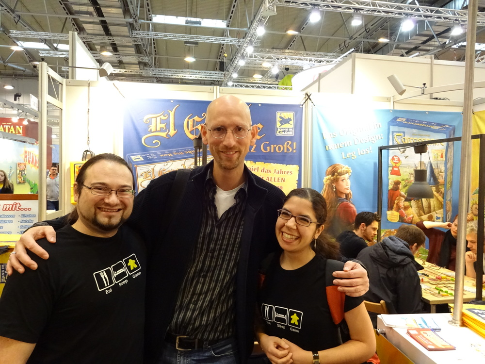 We are superfans of Stefan Feld!