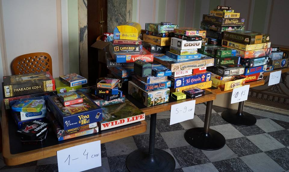 Flea Market from BasGame 2015.