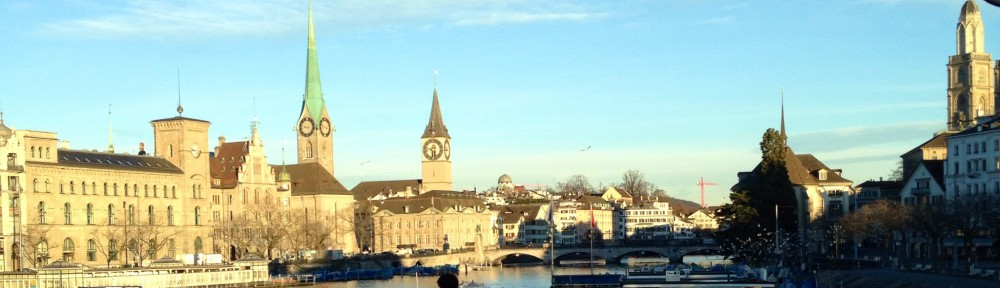 Living la vida en Suiza blog