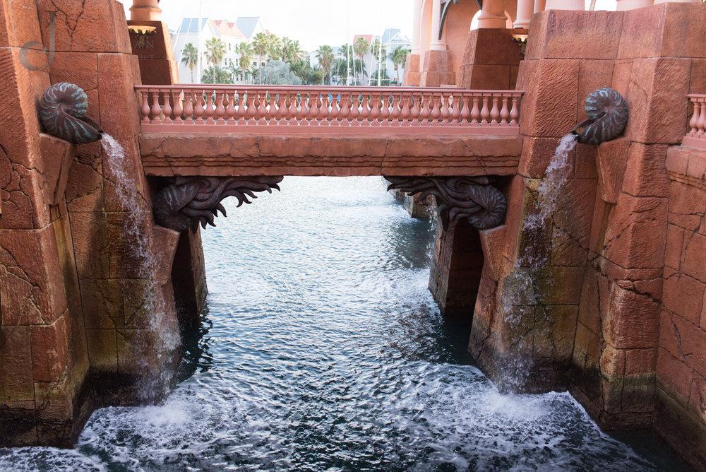 Atlantis Hotel design details are amazing