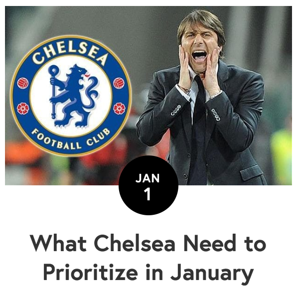 Check out our article on the January transfer window.