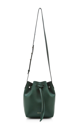 Mansur Gavriel Moss Bucket Bag