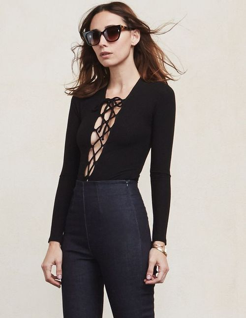 Reformation Body Suit ,