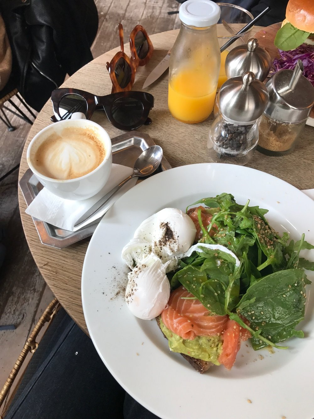 SEASON really good brunch in Le Marais