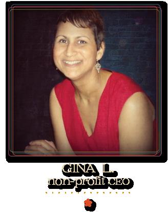 gina l. non-profit CEO