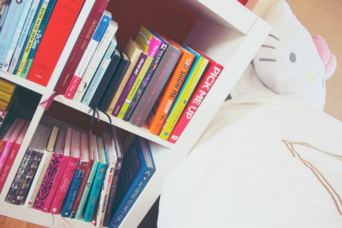 Love Yourself: How to Read for Fun, Guilt-Free.