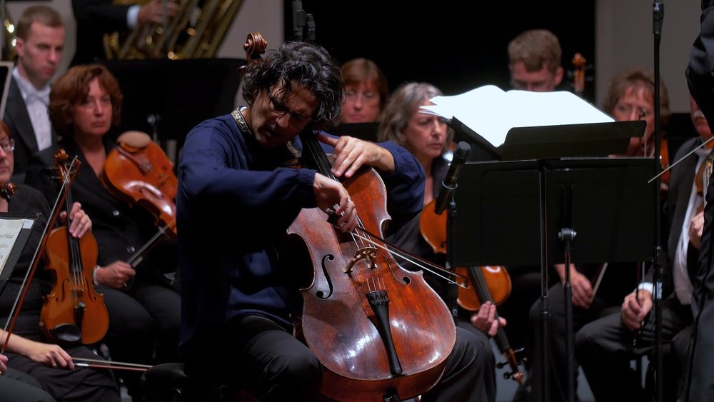 TCHAIKOVSKY & BEETHOVENSaturday, November 3 | 8pmwith Amit Peled, cello - Tchaikovsky: Variations on a Rococo ThemeBruch:  Kol NidreiBeethoven: Symphony No. 4