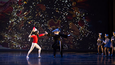 THE NUTCRACKERSunday, December 16 | 4pmwith the Fairfax Ballet - Create a holiday tradition your family will always cherish with Tchaikovsky's holiday classic.