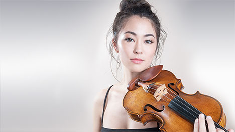 THE FOUR SEASONSSaturday, February 8, 2020 | 8pmwith Simone Porter, violin - Vivaldi: The Four SeasonsPiazzolla: The Four Seasons of Buenos Aires