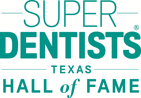 Super Dentist Hall of Fame Logo