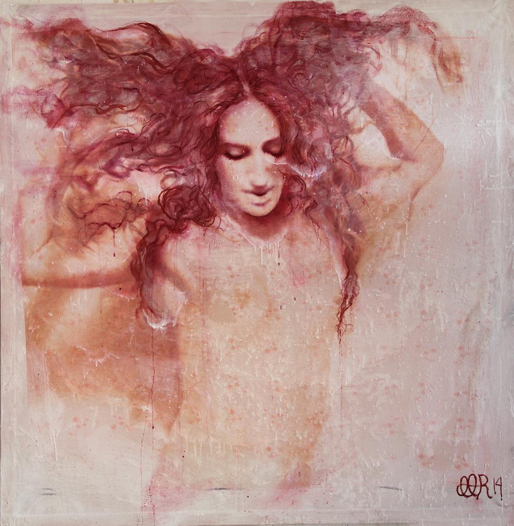 'Eve' (2014) Image courtesy of artist.