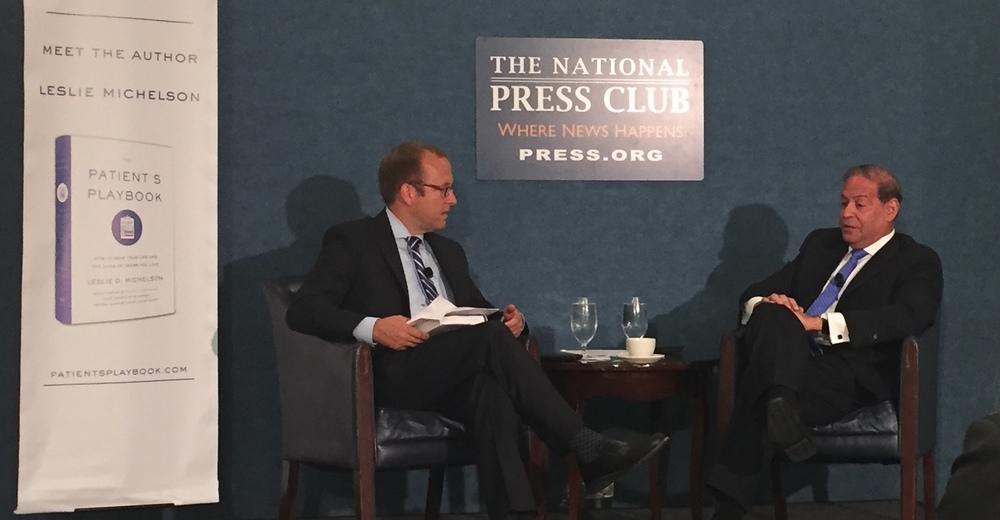 The National Press Club, Washington DC
