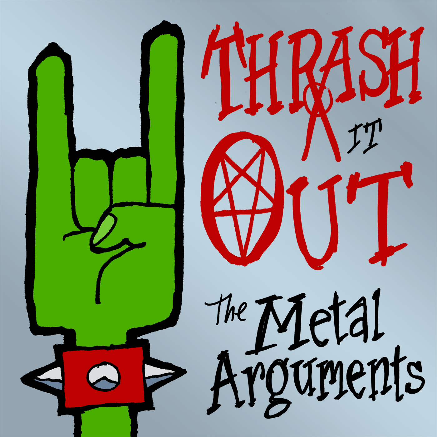 THRASH IT OUT
