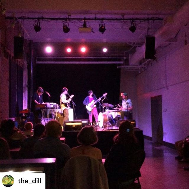 Thx the_dill for capturing this @twin_within moment @millshardware_official last night opening for @sandr0perri - such a treat!