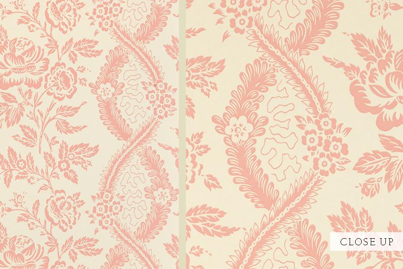 Pink/Cream - W07-07
