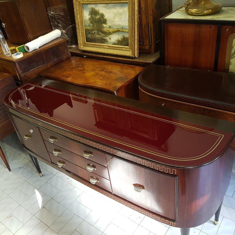 Mid Century modern Italian Design sideboard 3