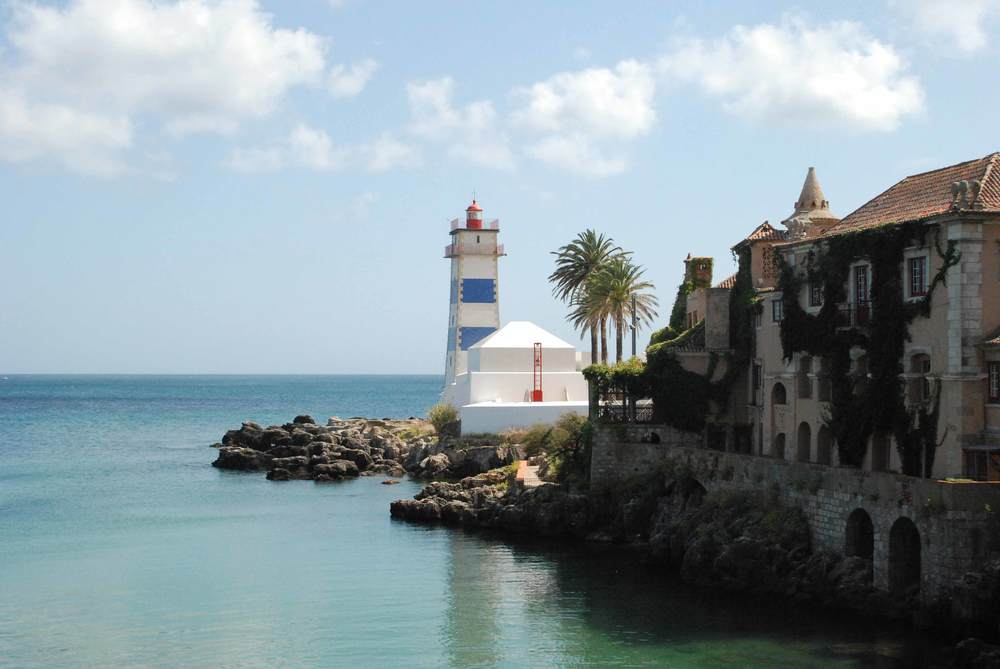 Farol Santa Marta is a lovely sea theme Wedding venue in Cascais
