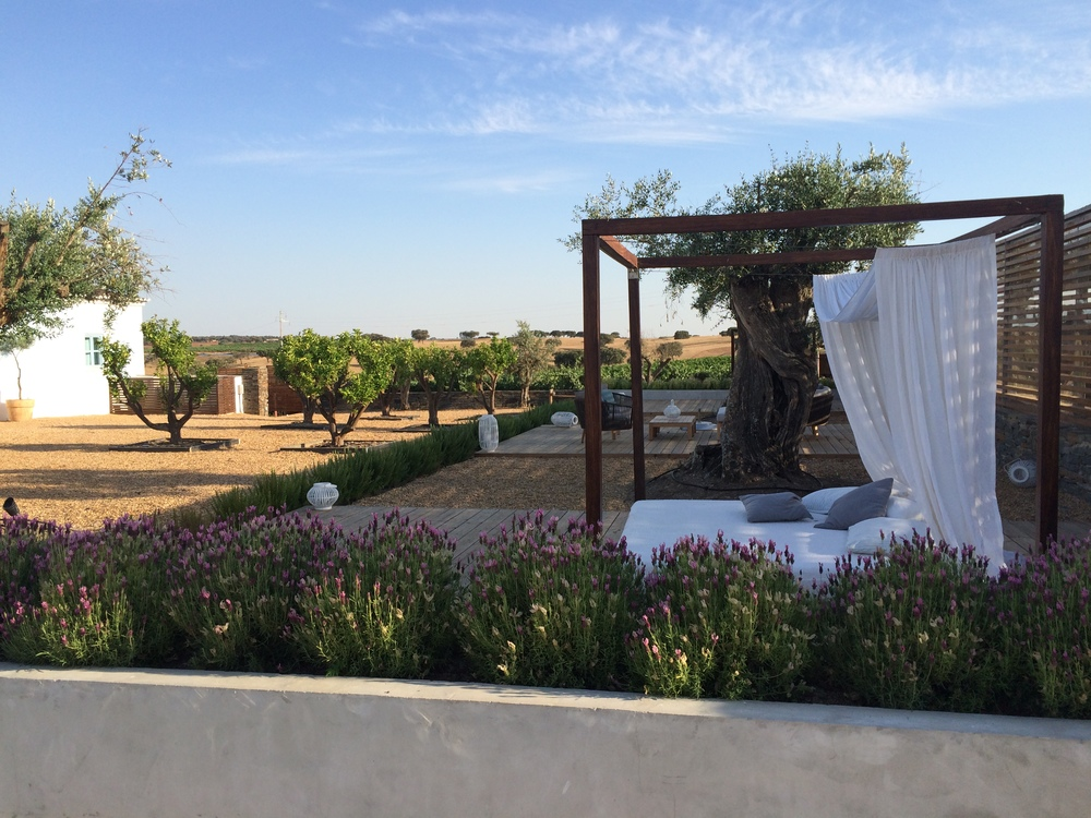 Alentejo landscape for a country wedding by The Wedding Portugal