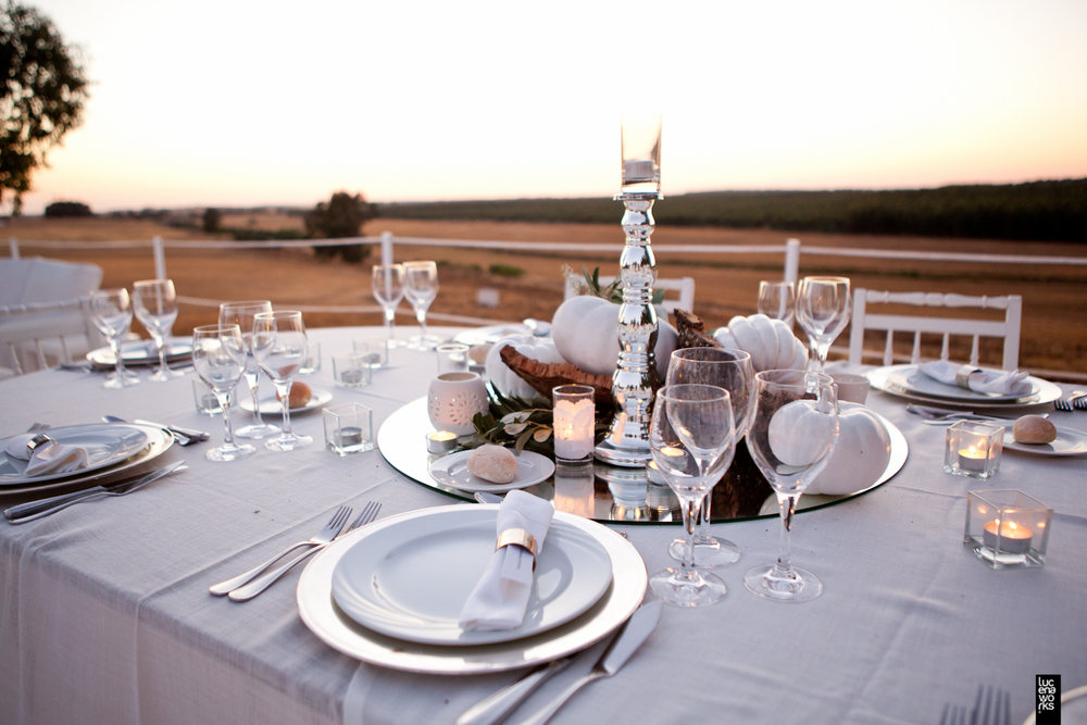 Alentejo country theme Wedding decor by The Wedding Portugal