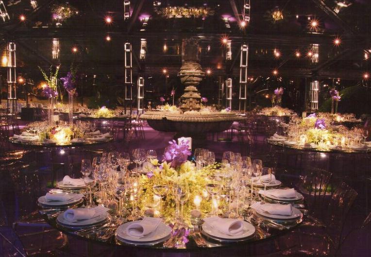 Fuschia touch for wedding decor by The Wedding Portugal .jpg