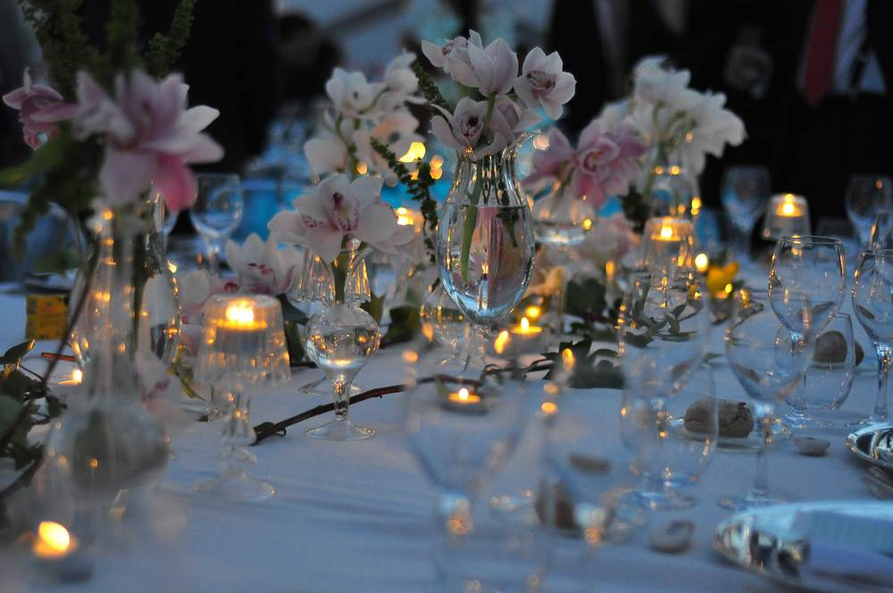 Orchids as table flowers for the wedding.jpg